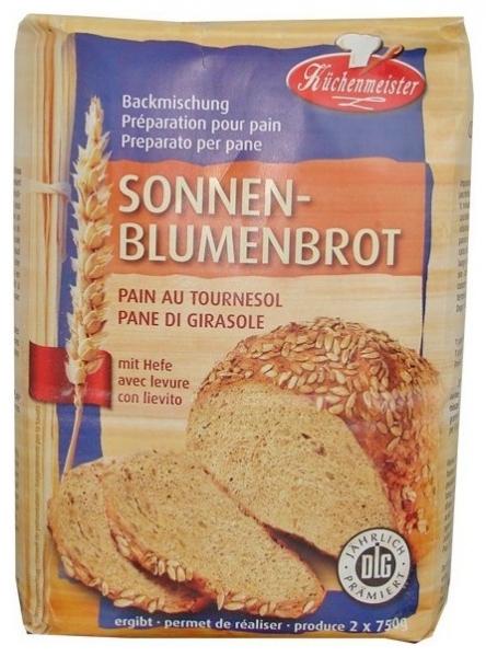 Premix paine cu seminte de floarea soarelui 0