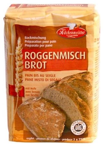 Premix pentru paine de secara