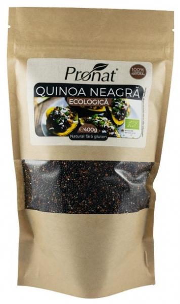Quinoa neagra BIO, 400 g 0