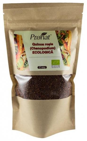 Quinoa rosie Bio, 400 g