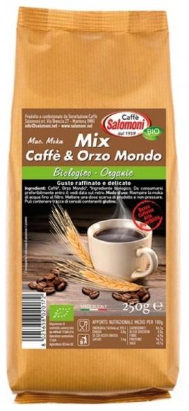 Salomoni Cafe - Mix bio Cafea  Orz, 250 g 0
