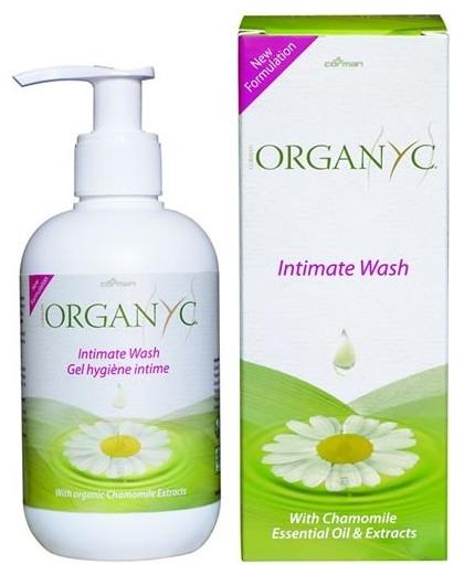 Sapun intim organic cu musetel-250 ml. 0