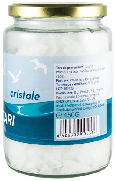 Sare nigari (clorura de magneziu), 450 g 1