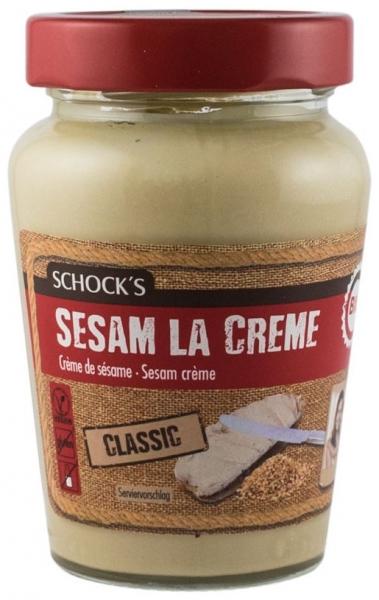 SCHOCK`S – Crema BIO de susan, classic, 320g 0