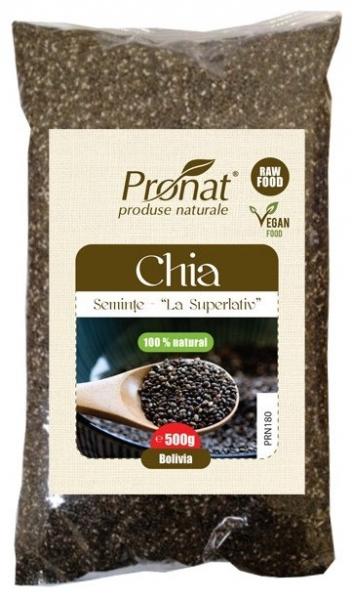 Seminte de Chia, 500 g [0]