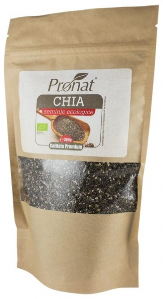 Seminte de chia Bio, 300 g 0
