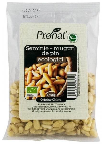 Seminte muguri de pin bio, 50g 0