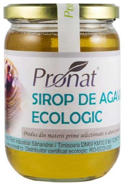 Sirop Bio de agave , 650g / 500ml 0