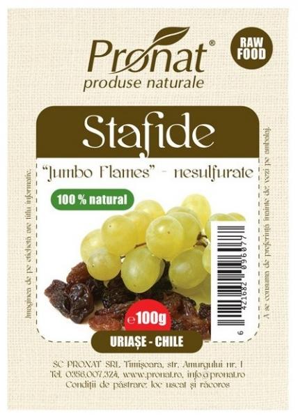 Stafide Jumbo Flames nesulfurate 100g
