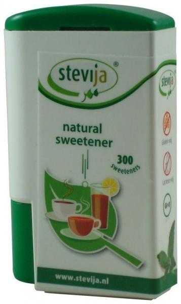 Indulcitor din stevie, pastile 300 buc 0