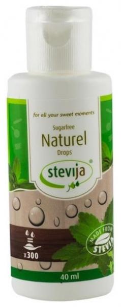 Stevia Lichida Non Calorica 100% Naturala fara calorii! 40 ml 0