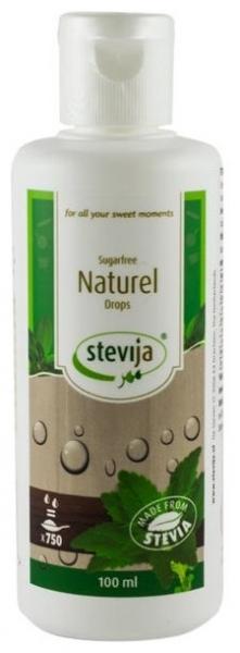 Stevia Lichida Non Calorica 100% Naturala 100 ml 0