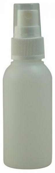 Sticla plastic cu pulverizator, 50ml [0]