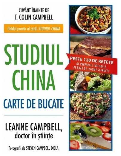 Studiul China – Carte de bucate, Leanne Champbell 0