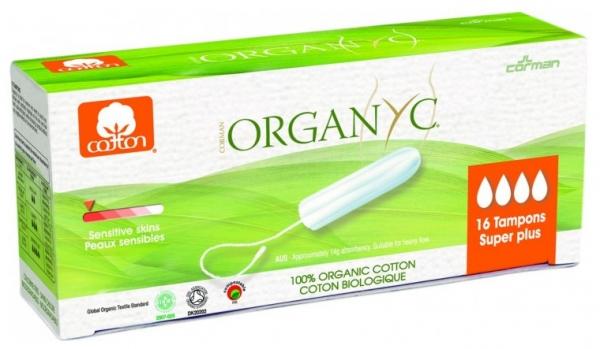 Tampoane Organic SUPER PLUS 16bc. 0