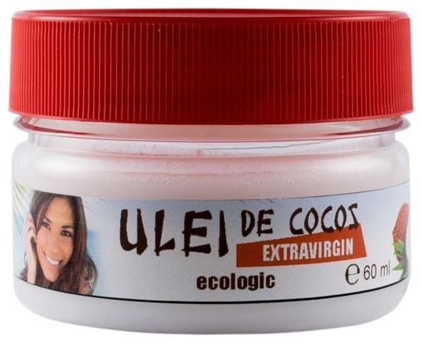 Ulei (unt) de COCOS pentru COSMETICA 60 ml [0]
