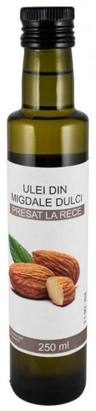 Ulei de Migdale Dulci BIO Alimentar & Estetic 250 ml [0]