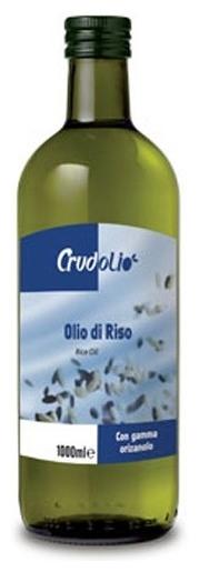 Ulei din orez Crudolio - 1L 0