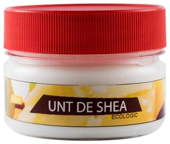 Unt de SHEA (karite) BIO de origine Mexic 60ml 0