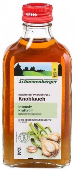 Usturoi Bio Schoenenberger, 200ml 0