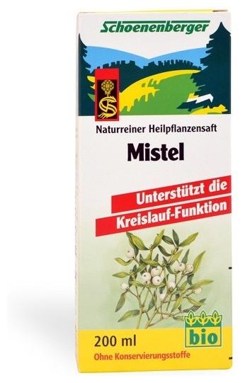 Vasc bio Schoenenberger 200 ml 0