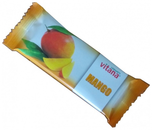 Baton Bio cu mango, 35 g 0