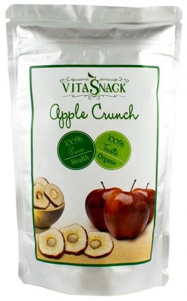Felii mere crocante bio, 24g 0