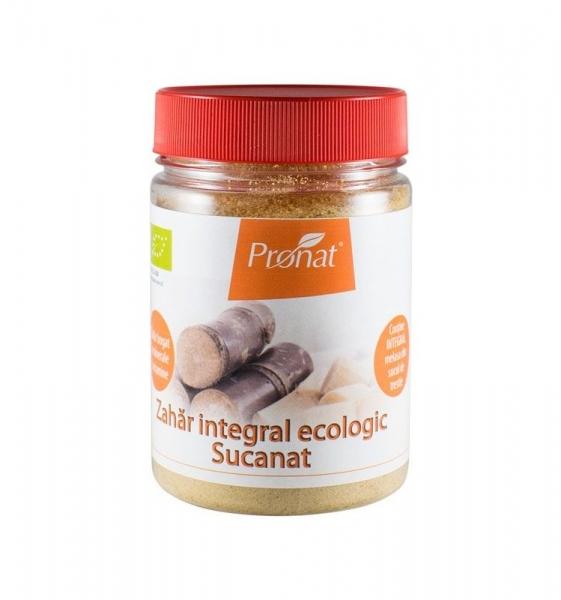 Zahar integral Bio, Sucanat, 200 g 0