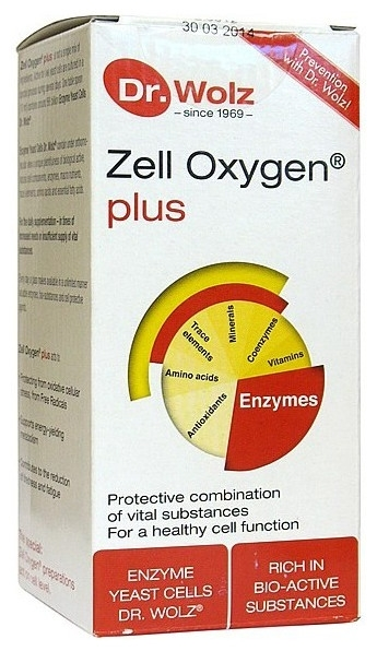 Zell Oxygen® plus Dr. Wolz 250 ml 0