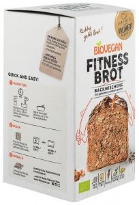Premix bio pentru paine Fitness, fara gluten, 330g [1]