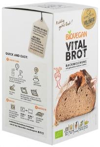 Premix bio pentru paine Vital, fara gluten, 315g1
