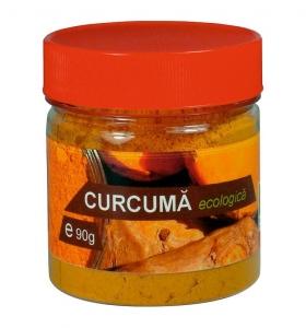 CURCUMA BIO, 90G0