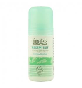 Deodorant roll-on cu menta, Bioregena, bio, 50 ml [0]