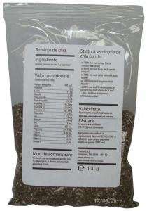 Seminte de chia, 100 g1