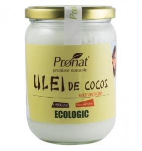 Ulei de cocos Bio extravirgin, 500 ml0