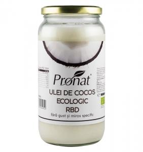 Ulei  de cocos BIO RBD 1000ml0