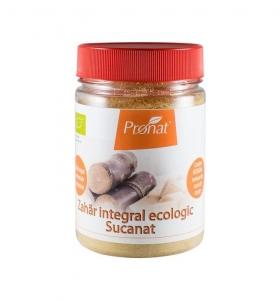 Zahar integral Bio, Sucanat, 200 g0