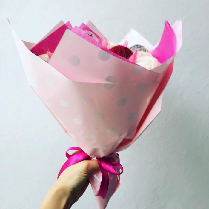 Buchet cu gheme. Alte flori [8]