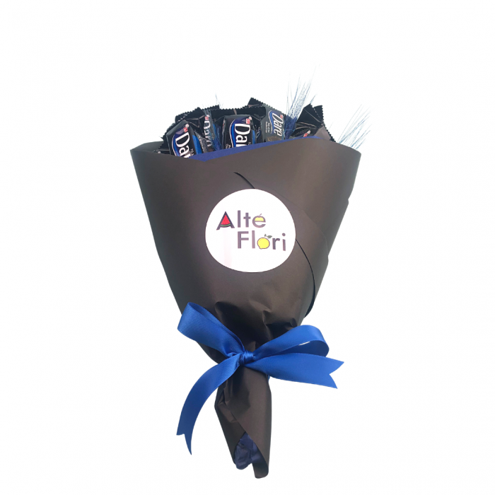 Buchet pentru iubitorii de dulciuri. Alte flori [1]