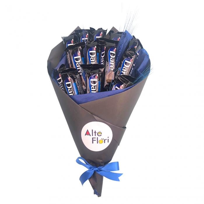 Buchet pentru iubitorii de dulciuri. Alte flori [2]