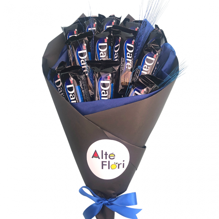 Buchet pentru iubitorii de dulciuri. Alte flori [0]