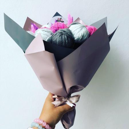 Buchet cu gheme. Alte flori [7]