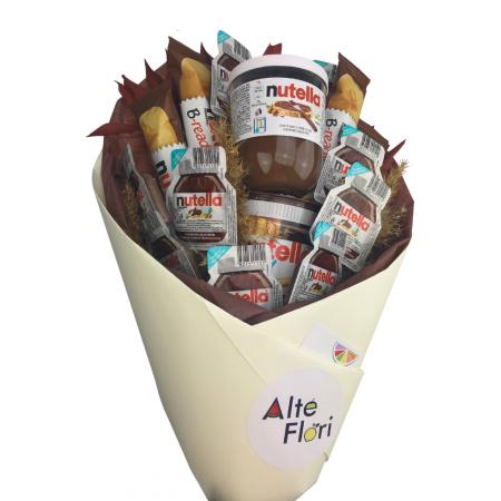 Cadou cu Nutella si ciocolata [2]