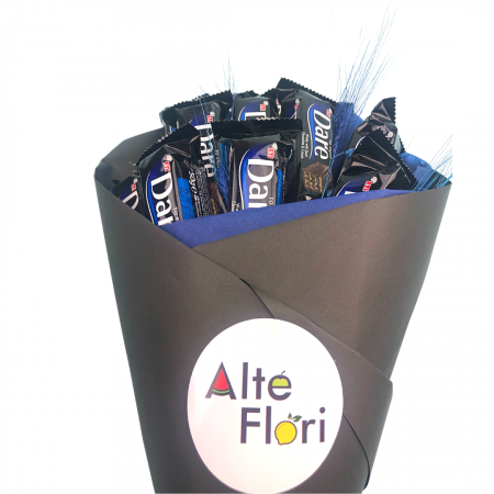 Buchet pentru iubitorii de dulciuri. Alte flori [3]