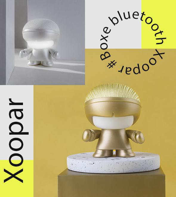 Boxe Xoopar