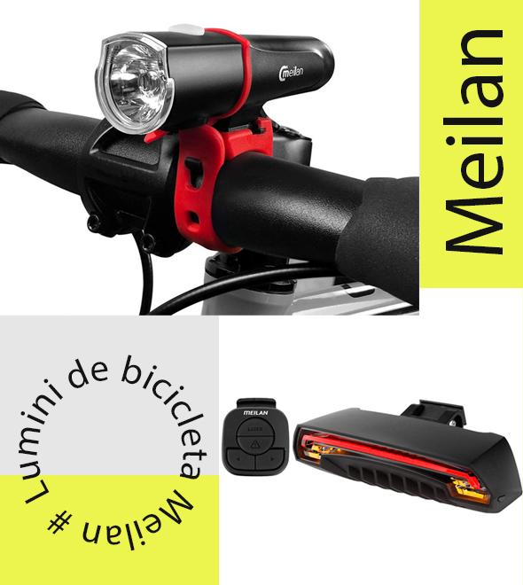 Lumini de bicicleta