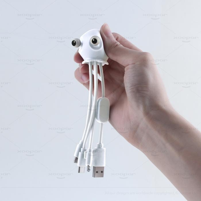 Cablu de reîncărcare JELLY Mini XOOPAR [2]