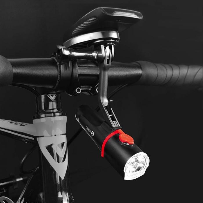 Far de bicicleta Meilan C4 [8]