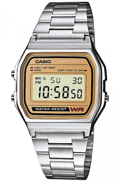 Ceas Casio Retro Vintage A158WEA-9EF 0