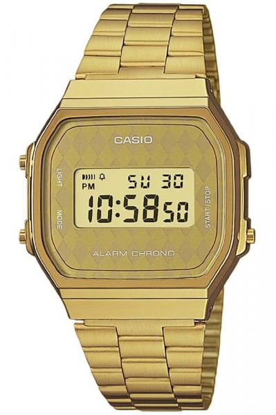 Ceas Casio Retro Vintage A168WG-9BWEF 0